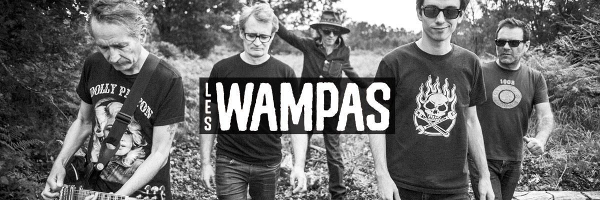 Les Wampas en concert au Bol d'Or !