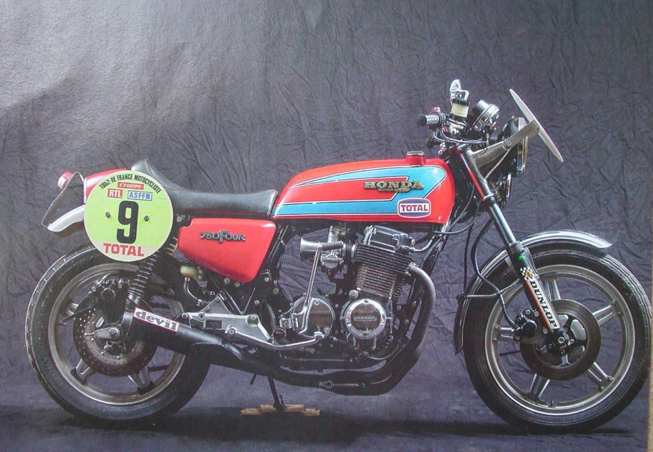 Honda CB750 Tour de France 78 2