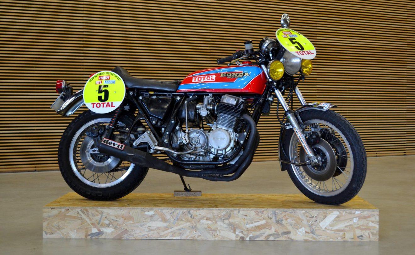 Honda CB750 Tour de France 78
